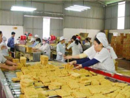 ỨNG DỤNG TINH BỘT BIẾN TÍNH - sản xuất mì ăn liền
