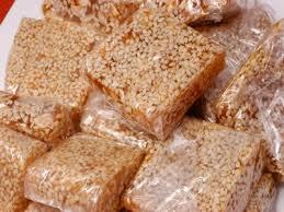 Ứng dụng tinh bột sắn trong sản xuất kẹo mè xửng